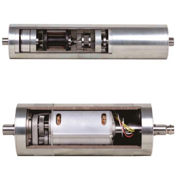 英特诺电动滚筒VS格瓦电动滚筒